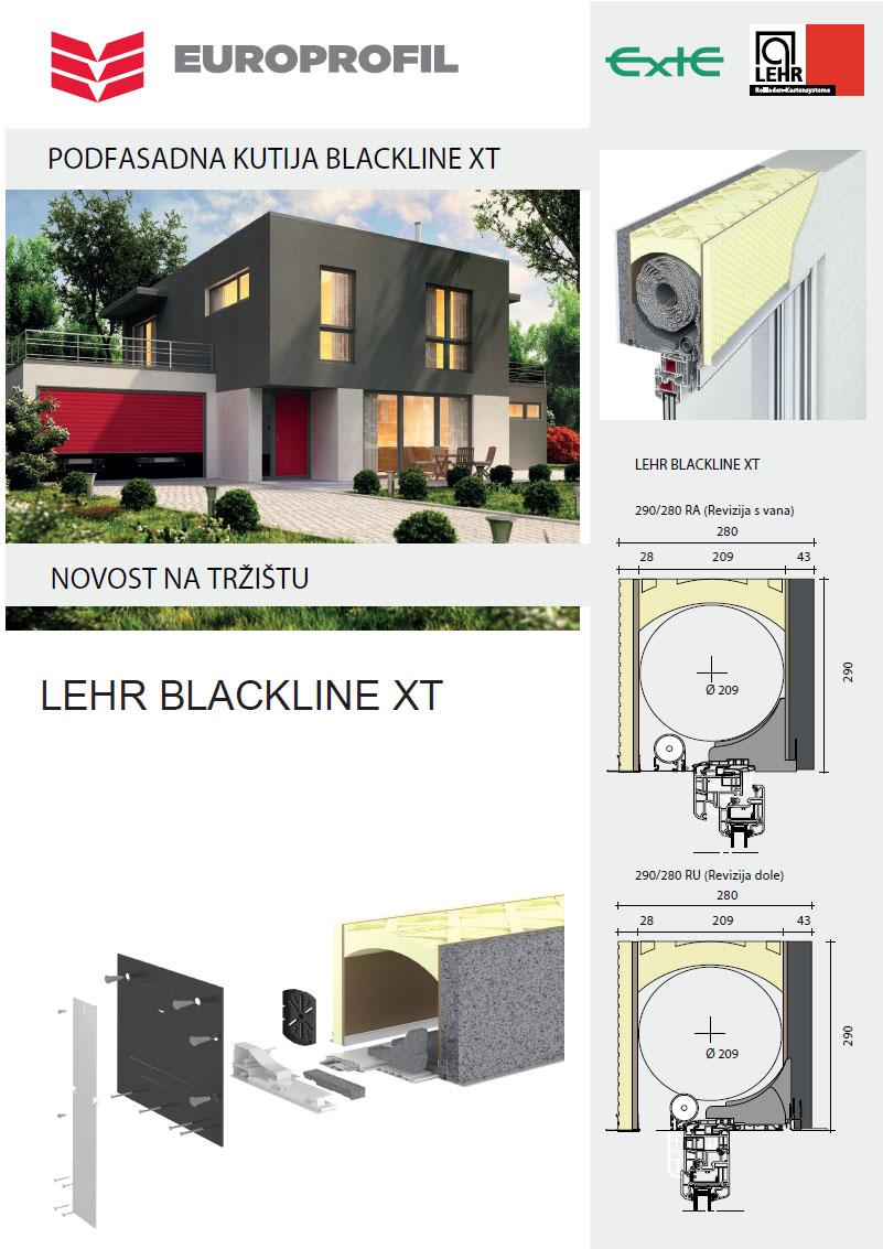 BLACKLINE XT